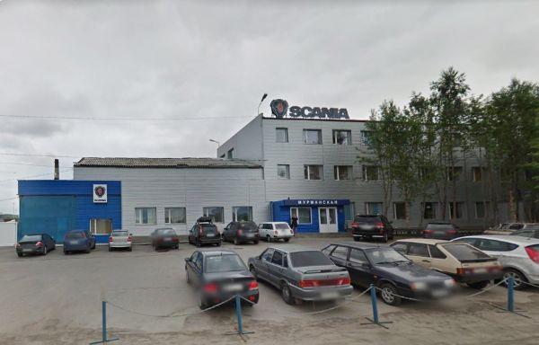Торгово-складской комплекс на ул. Домостроительная, 18
