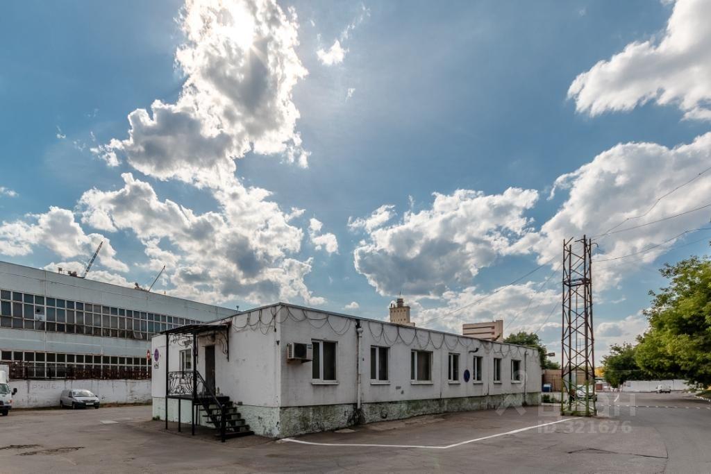 Аренда коммерческой недвижимости Хорошевский 2-й проезд снять помещение под офис Павловская улица