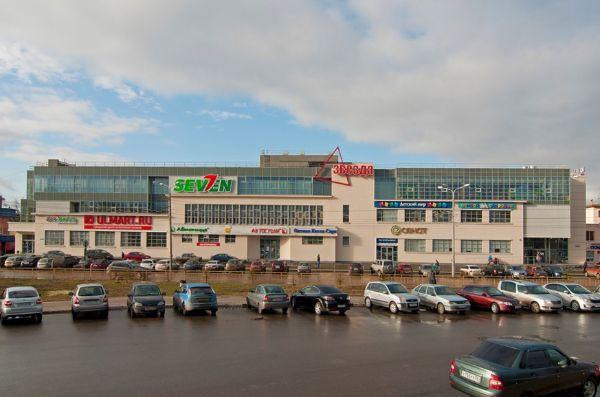 Торгово-развлекательный центр Звезда
