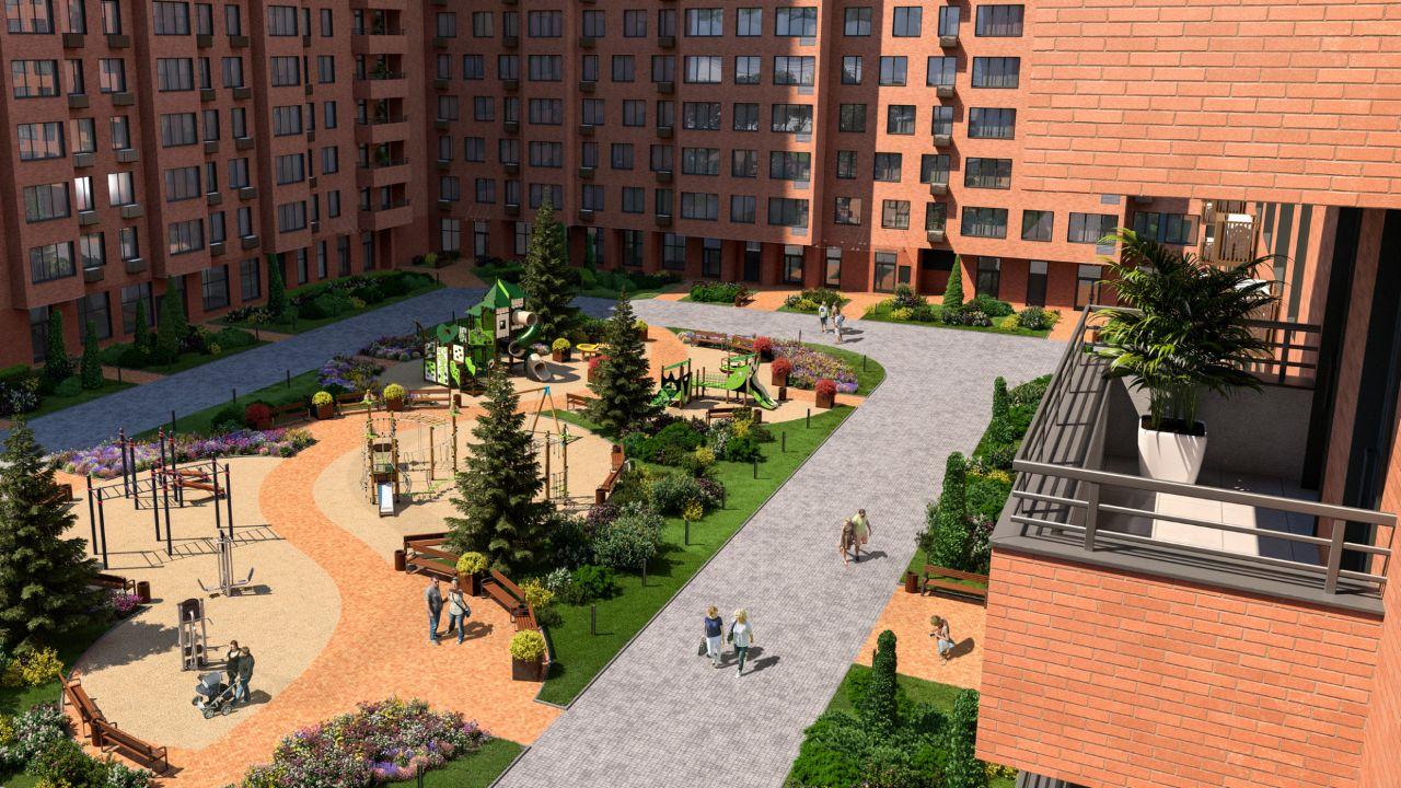жилой комплекс Тополя