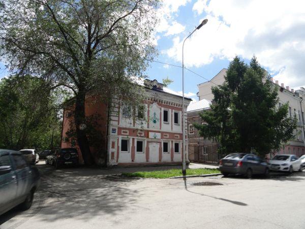 Отдельно стоящее здание на ул. Пушкина, 116
