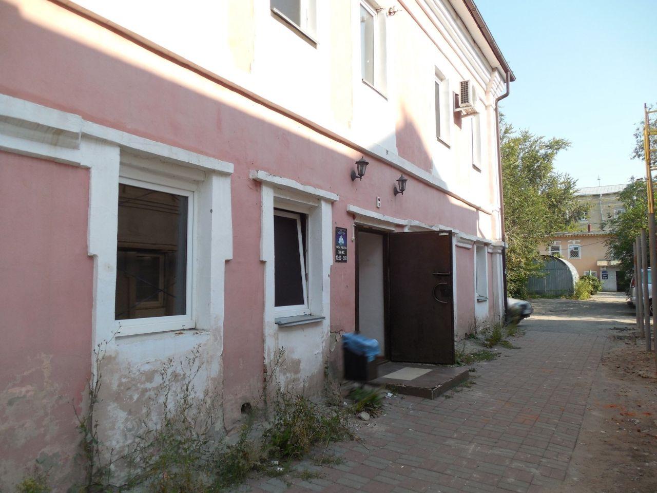 Бизнес Центр на ул. Пушкина, 116