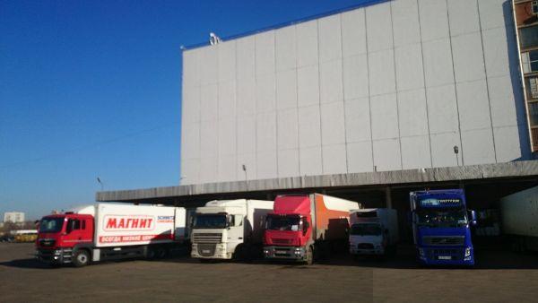Офисно-складской комплекс Холодильно-складской комплекс в Солнцево