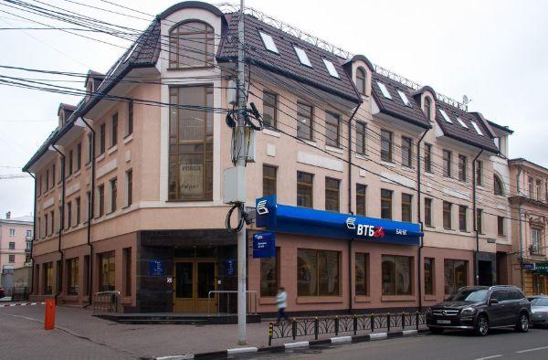 Бизнес-центр Олимп-Тула