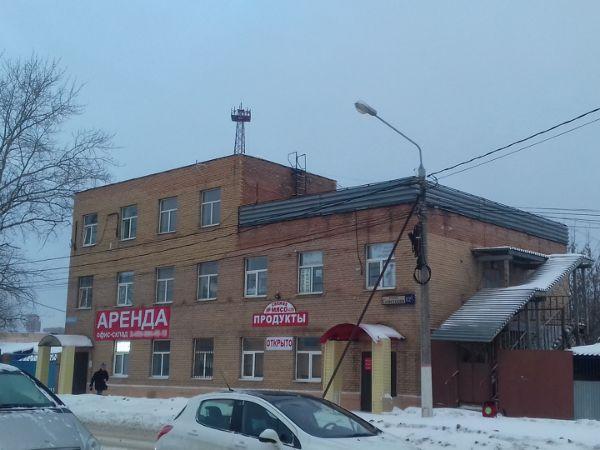 Офисно-складской комплекс на ул. Советская, 12