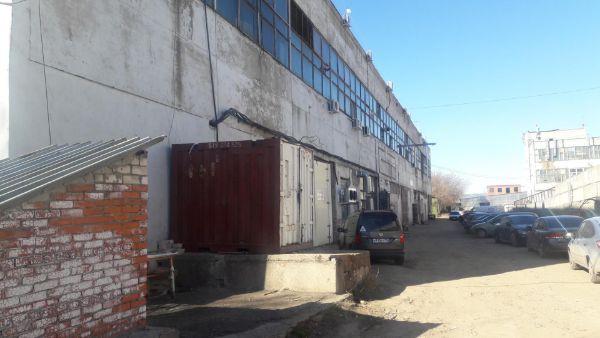Производственно-складской комплекс на Сибирском тракте, 34к14
