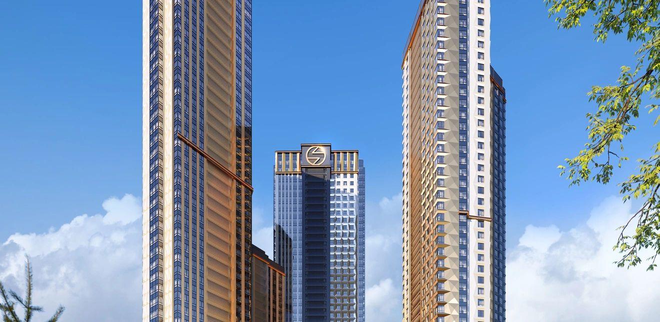 жилой комплекс Архитектор