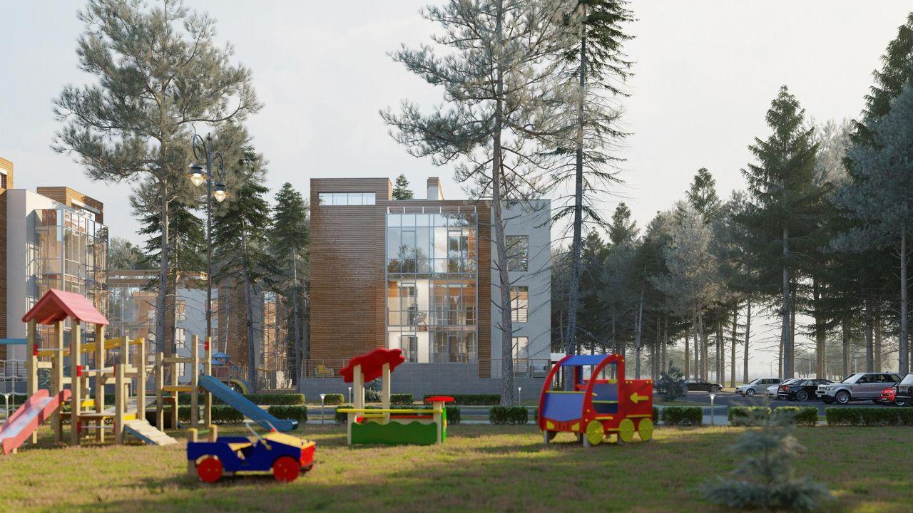 купить квартиру в ЖК Шуберский