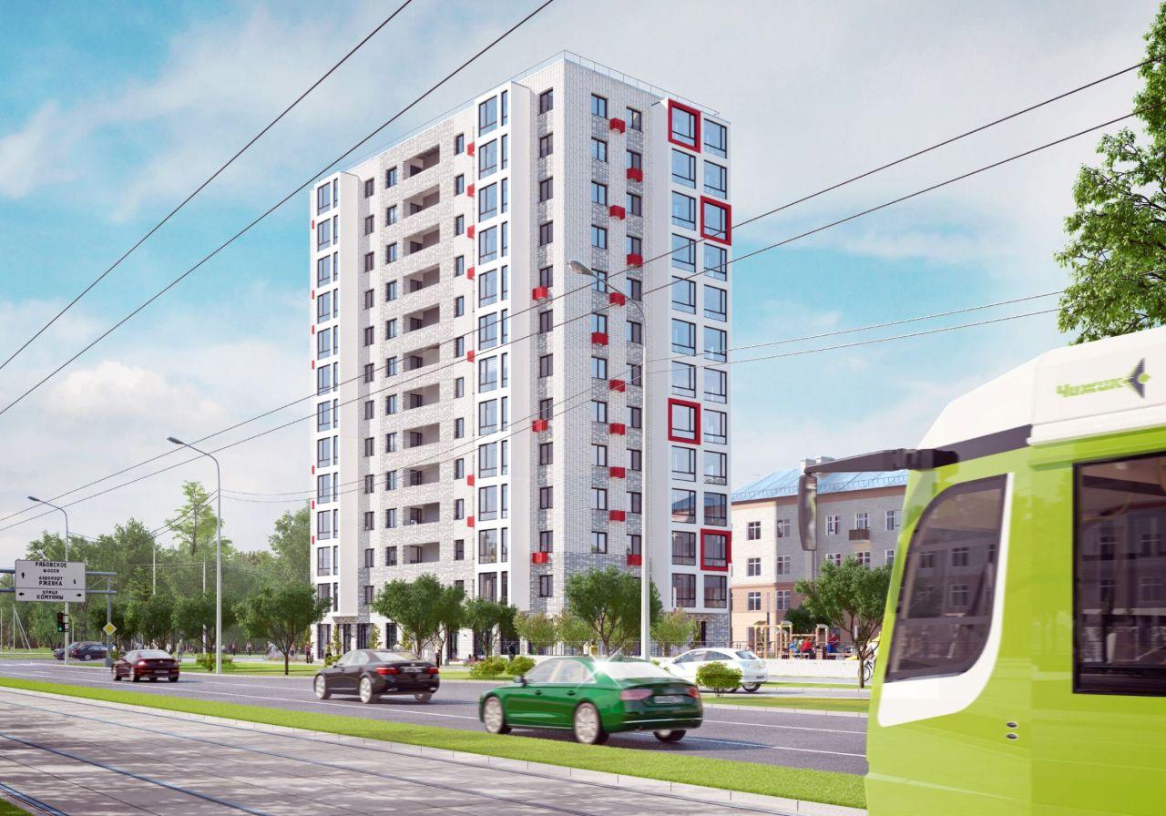 купить квартиру в ЖК Ириновский