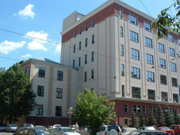 Бизнес-центр Андроньевский