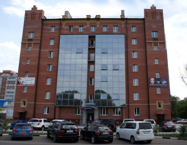 Офисное здание Октябрьский