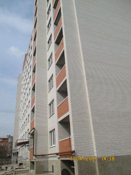 1-я Фотография ЖК «Пархоменко, 58-2»