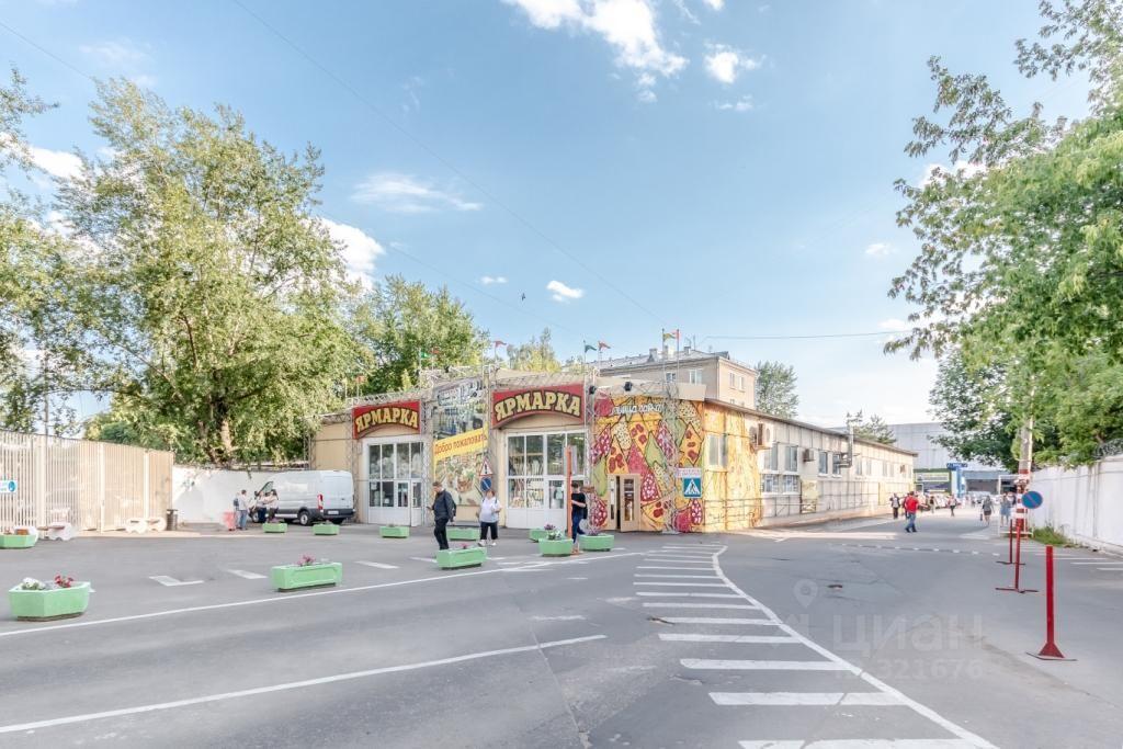 Коммерческая недвижимость Хорошевский 2-й проезд Снять помещение под офис Новокузьминская 1-я улица