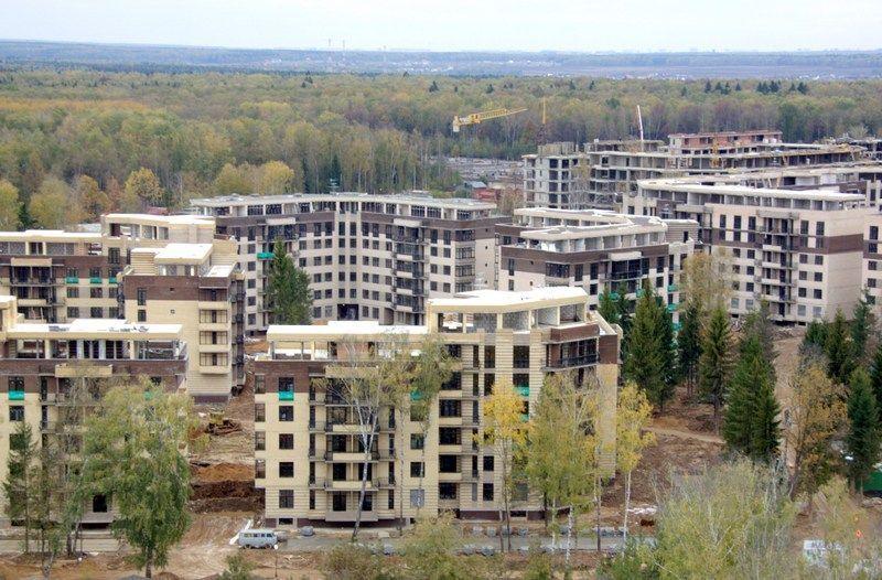 жилой комплекс микрорайон Солнечный