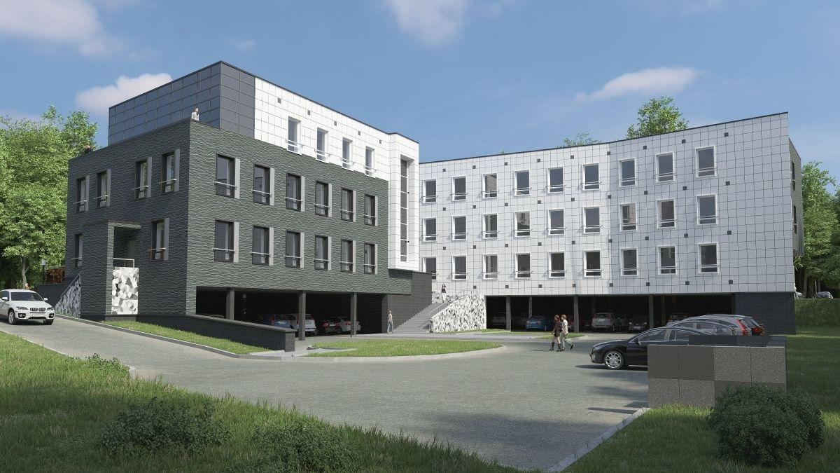 Бизнес Центр Левашовский