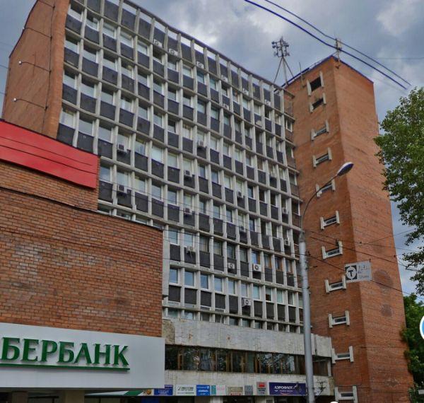 Бизнес-центр на ул. Степана Разина, 27