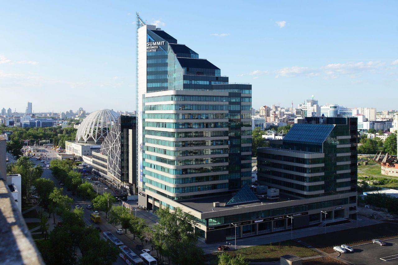 Бизнес Центр Summit (Саммит)