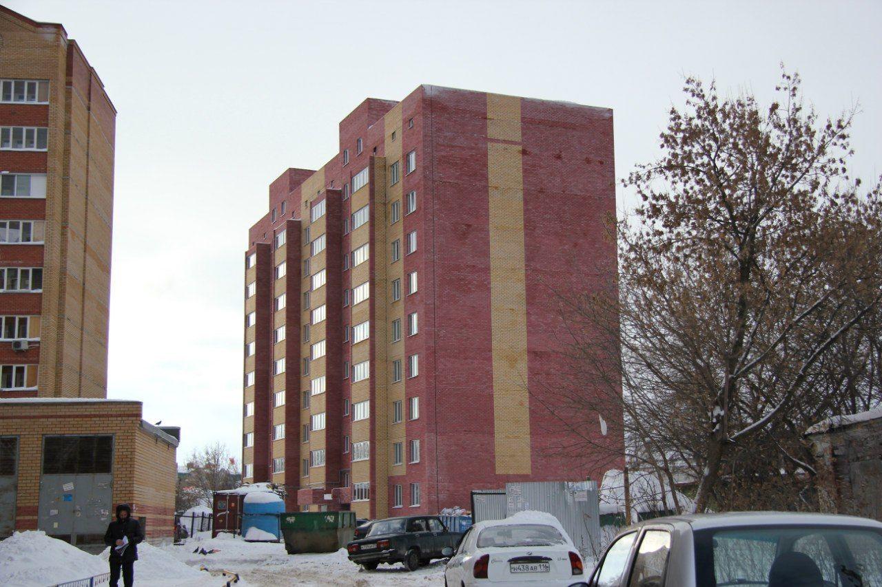 жилой комплекс Иовлева 7