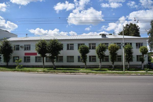 Торгово-офисный комплекс на ул. Островского, 95