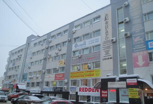 Бизнес-центр на ул. Революционная, 70с3