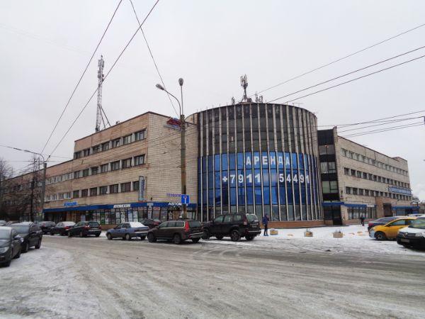 Офисно-складской комплекс Интуравтосервис