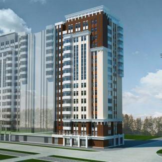 жилой комплекс ул. Базарная