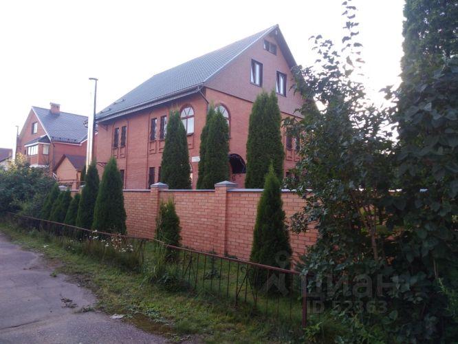 Продаю дом 373м² ул. 2-я Никольская, Солнечногорск, Московская область - база ЦИАН, объявление 232171877