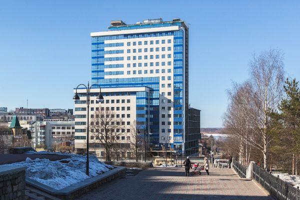 Бизнес-центр Кристалл