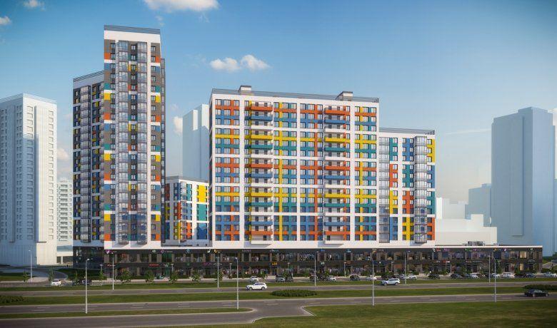 жилой комплекс LEGENDA на Оптиков, 34