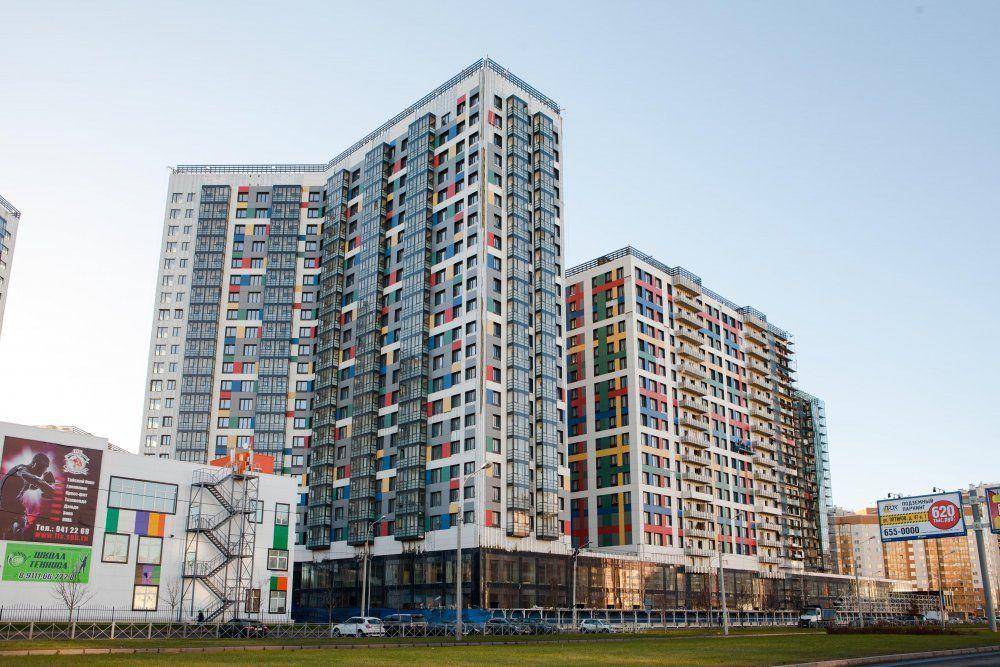4c33a538ca80d 9 объявлений - Купить квартиру в ЖК Оптиков 34 в Санкт-Петербурге от ...