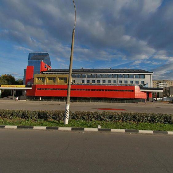 Бизнес-центр на проспекте Маркса, 70