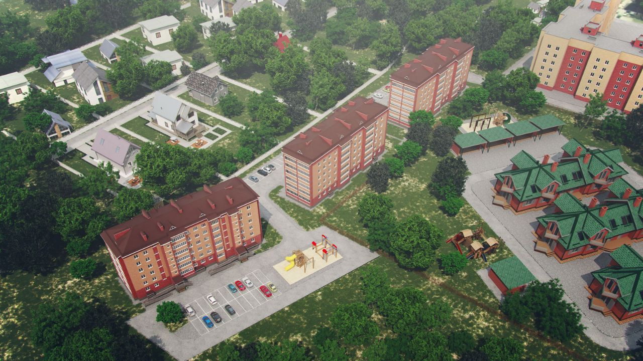продажа квартир Ивушка