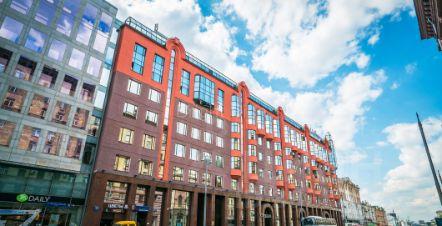 Коммерческая недвижимость Тверская-Ямская 2-я улица инвестиционные сделки на рынке коммерческой недвижимости