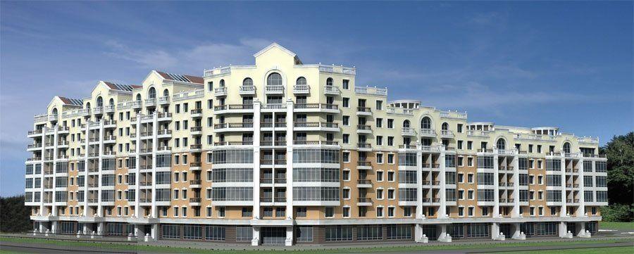 жилой комплекс Петровский