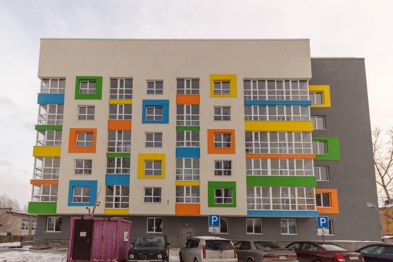 купить квартиру в ЖК Акварель