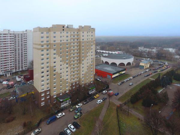 3-я Фотография ЖК «ОРЕХОВО. Дом у парка»