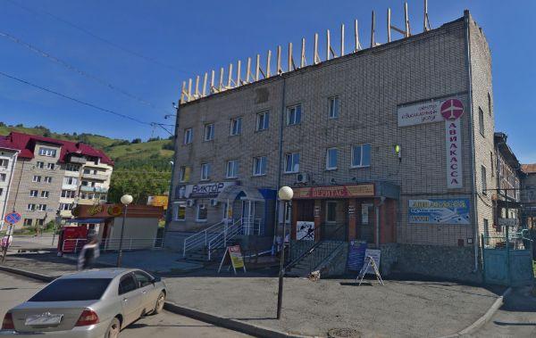 Торгово-офисный комплекс Турист