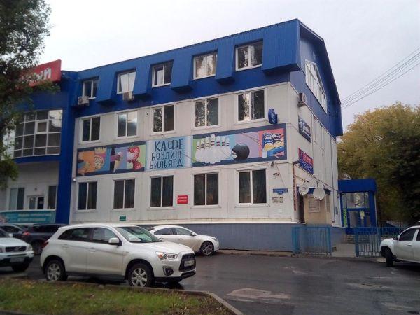 Торгово-офисный комплекс на ул. Космонавтов, 20А