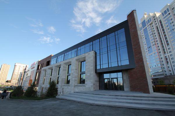 Бизнес-центр БЦ на Военной