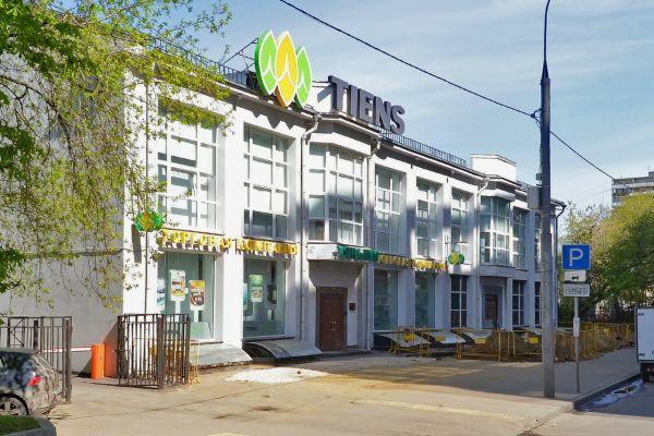 Административное здание на ул. Усачёва, 22
