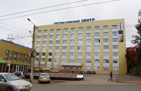 Торгово-офисный комплекс Юбилейный
