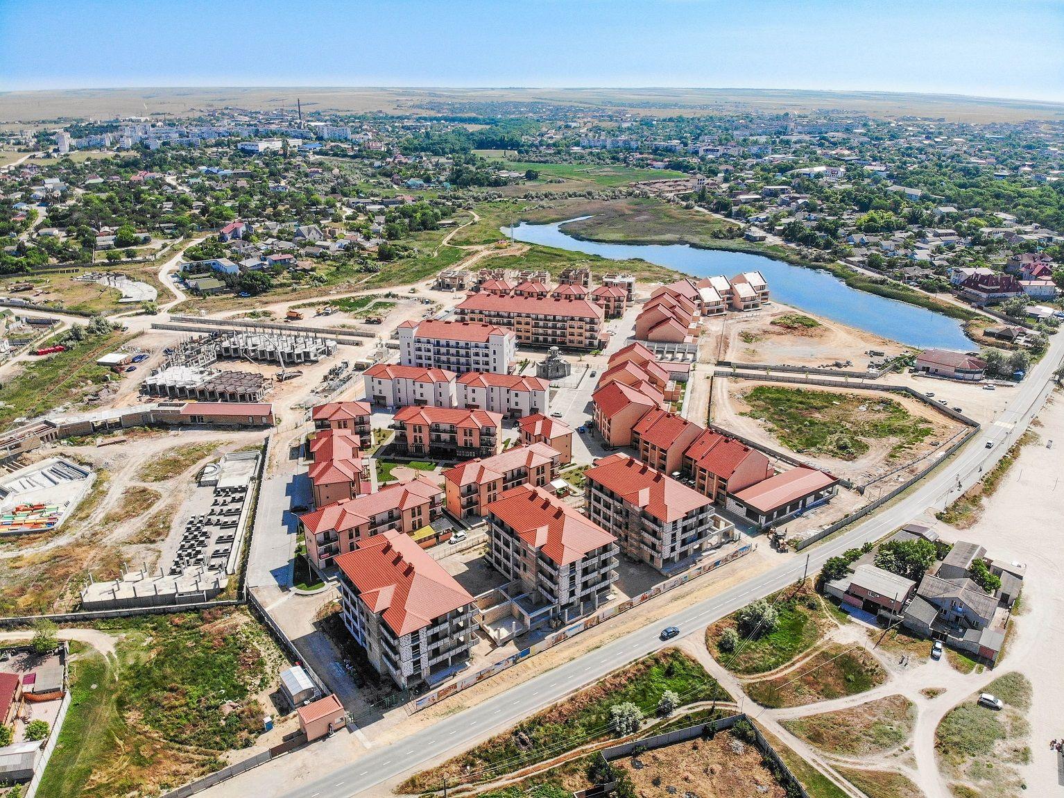 продажа квартир Итальянская деревня в Крыму
