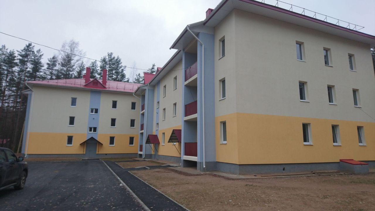 жилой комплекс Семиозерье, Парковый 27