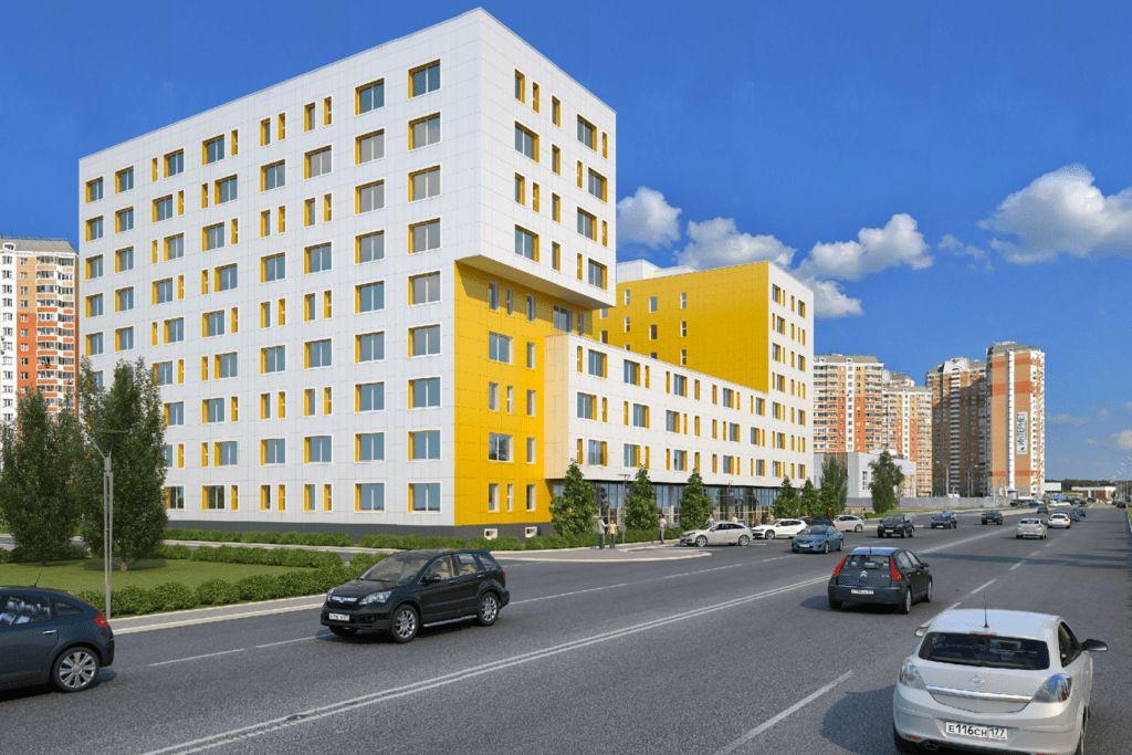 продажа квартир Клубный дом Солнечный