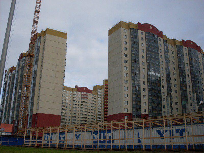 жилой комплекс Долгоозёрный
