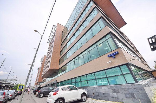 Бизнес-центр Магистраль Плаза