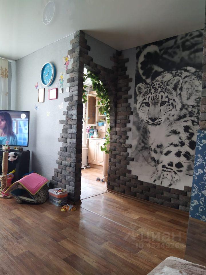 Продажа двухкомнатной квартиры 43.3м² Школьный бул., 9, Нижнекамск, Татарстан респ. - база ЦИАН, объявление 228092023