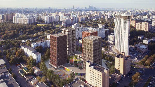 3-я Фотография ЖК «Родной город. Воронцовский парк»