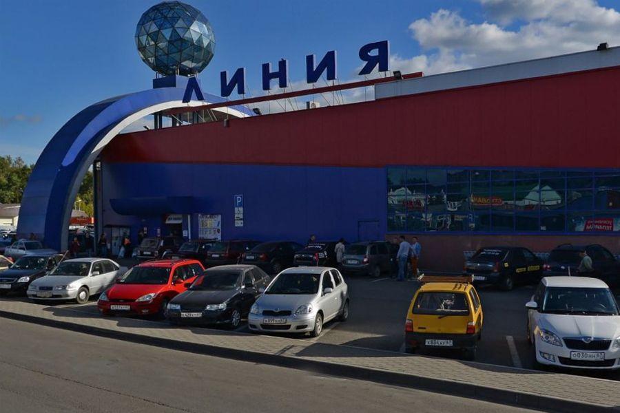 продажа помещений в ТЦ Линия