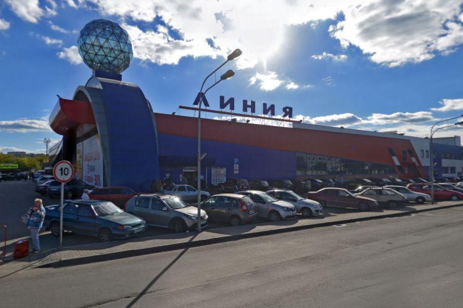Торговом центре Линия